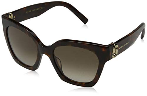 Sunglasses Marc Jacobs Marc 182 /S 0086 Dark Havana / HA brown gradient lens ()