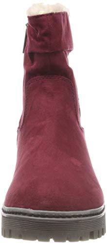 Oliver s Neve Donna 21 Bordeaux 26475 Rosso da Stivali 549 TwadqS4w