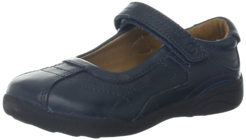 Stride Rite Claire Mary Jane (Toddler/Little Kid/Big Kid),Navy,11 M US Little Kid