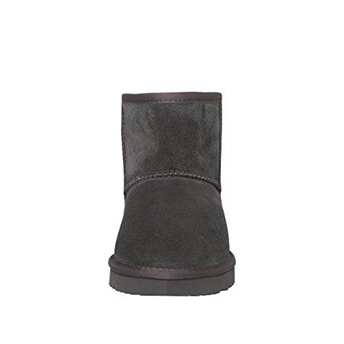 SKUTARI Boot, Bottes Souples Femme - Gris - Grau 4,