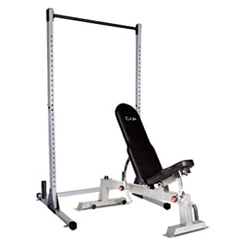 Amazon Com Cap Barbell Strength Power Rack Exercise Stand