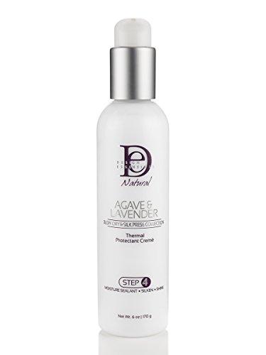 Design Essentials Agave & Lavender Thermal Protectant Creme, 6 -