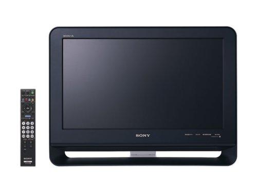 ソニー 20V型 液晶 テレビ ブラビア KDL-20M1-B ハイビジョン   2008年モデル B0015BP5OY