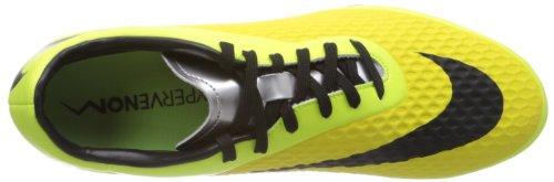 Nike Hypervenom Phelon FG (599730-700), Giallo - Nero, 42