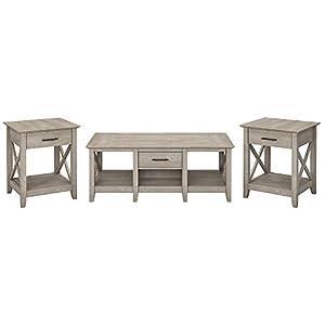31JFF4GynYL._SS300_ Beach & Coastal Living Room Table Sets