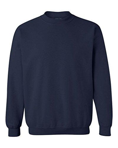 Joe's USA Soft & Cozy Crewneck Sweatshirts - in 33 Colors. Sizes S-5XL ()