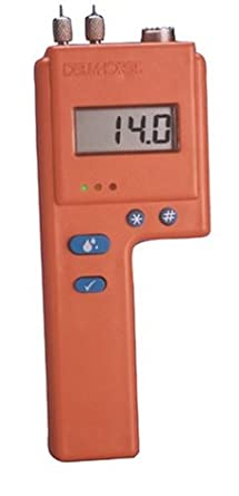 Delmhorst BD-2100 6% to 40% Digital Pin Wood and Sheetrock Moisture Meter