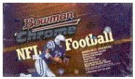 1999 Bowman Chrome Football Cards Hobby -