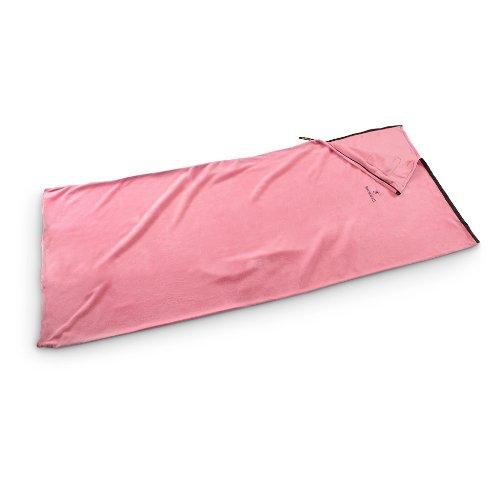 Browning Camping 4801222 Alpine Fleece Sleeping Bag (Pink), Outdoor Stuffs
