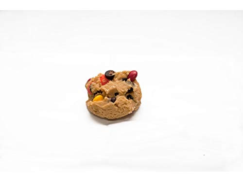 Davids M and M Chocolate Chip Cookie Dough, 1 Ounce -- 320 per case. by David's Cookies (Image #1)