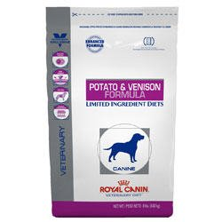 (Royal CANIN Canine Hypoallergenic Selected Protein PV for Canine (17.6 lb))