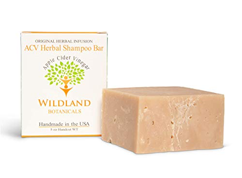 Wildland Botanicals ACV Shampoo Bar