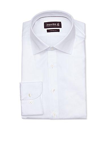 ben'chemise à manches longues pour homme -  Blanc - 46