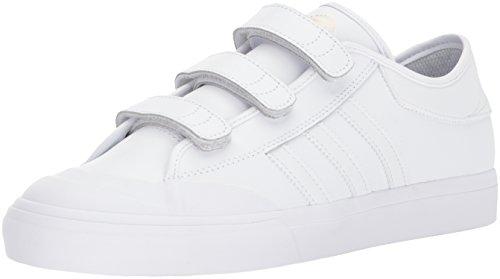 adidas Originals Herren Matchcourt CF Skateschuh Weiß / Weiß / Weiß