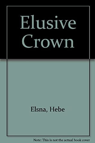 book cover of Elusive Crown