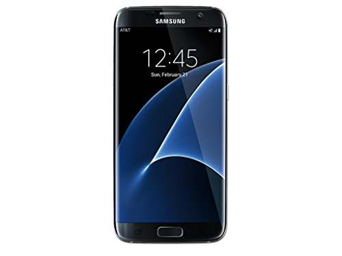 Samsung Galaxy S7 EDGE G935v 32GB Verizon Wireless CDMA 4G LTE Smartphone w/ 12MP Camera - Black (Renewed)