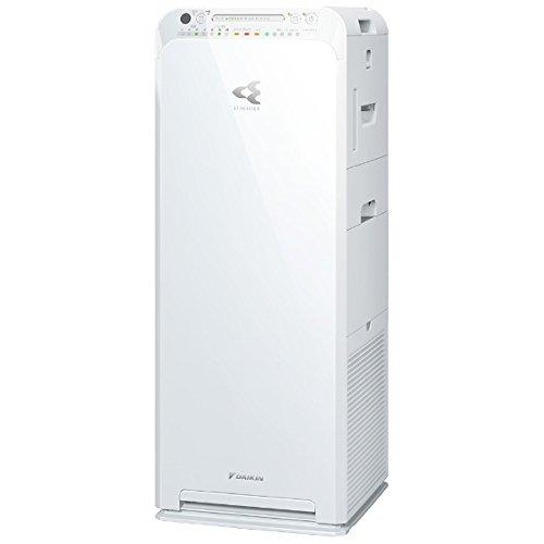 DAIKIN humidification streamer air cleaner MCK55S-W (White)