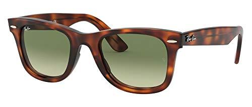 Ray-Ban RB4340 WAYFARER 63974M 50M Red Havana/Green Gradient Sunglasses For Men For ()