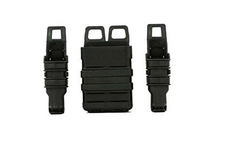 101INC Porte Chargeur Fast mag 5.56//9 mm Noir