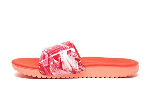 4a6fa29b622f78 NIKE Kids  Kawa Slide (GS PS) Print Athletic Sandal (11 M US Little ...