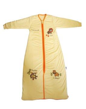 Saco de repetición Baby Saco de dormir de invierno manga larga 3.5 tog 110 cm/