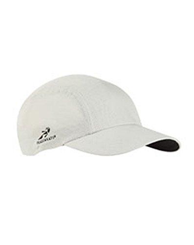 - Headsweats HDSW01 Race Hat - Sport Silver - One Size