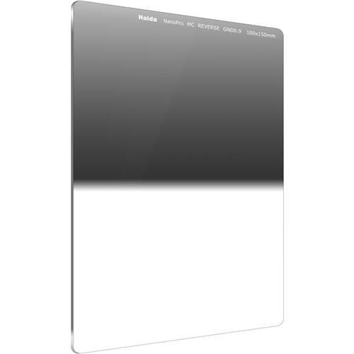 Haida NanoPro 100mm x 150mm MC Reverse Grad ND 0.9 3 Stop Optical Glass Filter 100 ND8 Neutral Density HD3459
