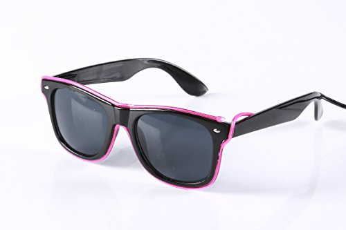 [Electric EX] shining line sunglasses pink oQB7f
