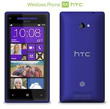 HTC Windows 8X 16GB T-Mobile Smartphone Cell Phone Blue (Htc X8 Mobile)