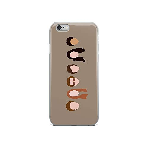 iPhone 6/6s Pure Clear Case Cases Cover The Gang (That '70s Show)