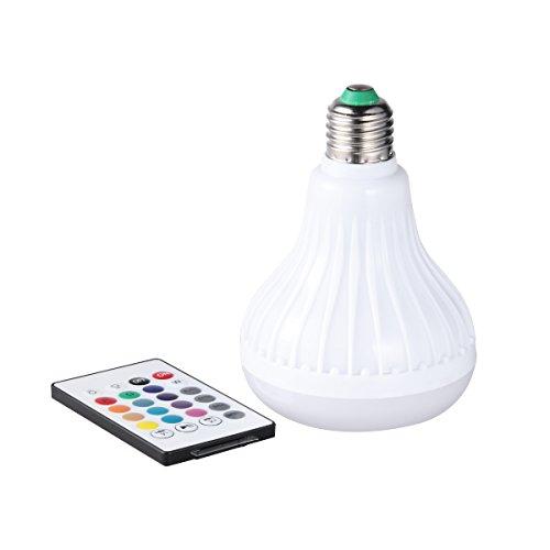 Bluetooth Remote LANMU Lights Speaker