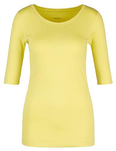 Marc Sports 425 sulphur T shirts Gelb shirt T Cain Donna xxarqTw56