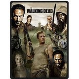 Customize DIY Design The Walking Dead New and High Quality Cotton Blanket58 inches x 80 inches