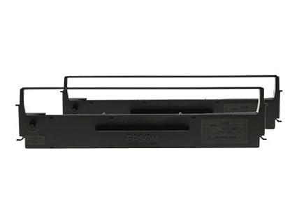 Epson SIDM Black Ribbon Cartridge - Cinta de impresoras ...