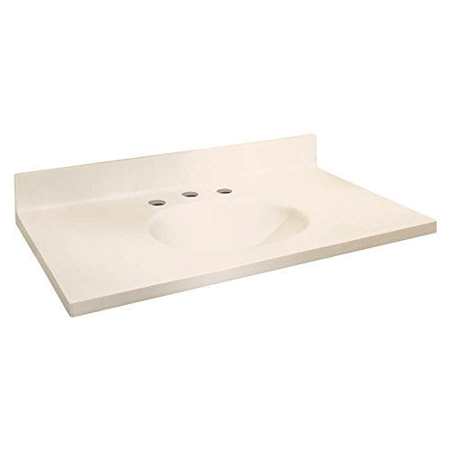 Transolid Samson ITB3722-02-8C Solid Surface 37x22 Chelse...