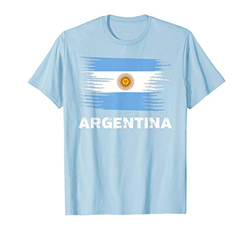Argentina - Argentinian Flag Shirt | Sports Soccer Football