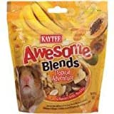 Kaytee Awesome Blends Treats for Hamsters, Gerbils, Mice & Rats (Tropical Adventure, 16 oz.)