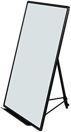 ホワイトボード スケーラブル片面ホワイトボードポータブルモバイルデモボードユニバーサル発表会 軽量 店舗 会議 セミナー 自治会 オフィス家具 (色 : 白, サイズ : 60x90cm)