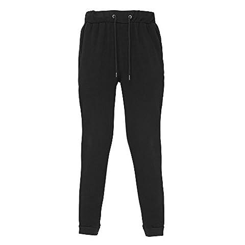 Brave Soul Stein Jog Bottoms - Black, Grey or Navy / Sml-XL - Black - S - Navy Stein