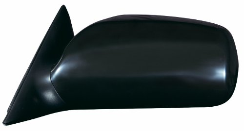 (Depo 312-5419L3EBNH Black Driver Side Power Heated Mirror (JAPAN Built))