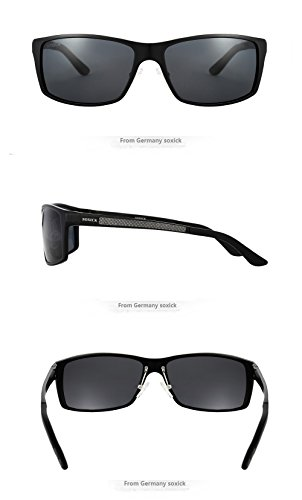 Mens-Polarized-Sunglasses-for-Driving-Running-Cycling-Metal-Frame-Sports-Sunglasses