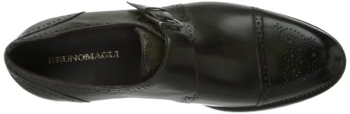 Bruno Magli Mens Rovani Oxford Green