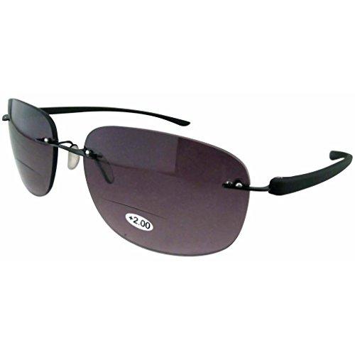 Gray Pilot Sunglasses - 8