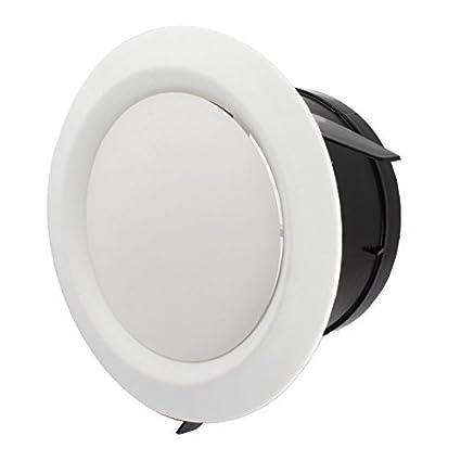 125 milímetros Monte Dia ajustável Disco de ventilação Air Vent Grille Tampa - - Amazon.com