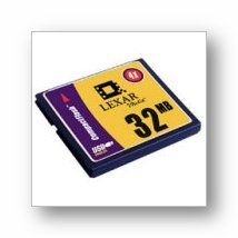 Digital Film Compactflash Card - Compactflash Card, 32MB, Kodak
