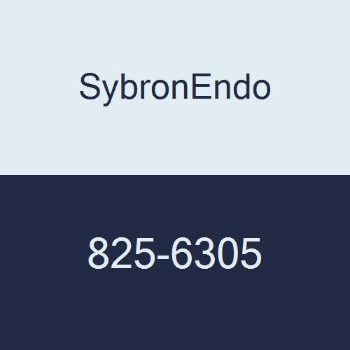 SybronEndo 825-6305 K3 NiTi Endo File, 0.06 mm Taper, Orange Taper, 30 Tip Size, Blue Tip Color, Nickel-Titanium, 25 mm Length (Pack of 6)