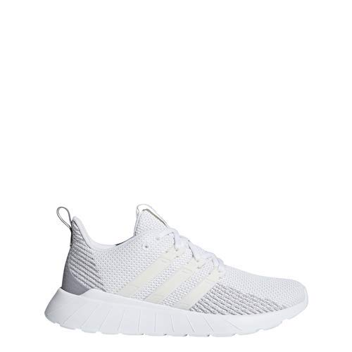 adidas Women's Questar Flow, Cloud White, 10 M ()