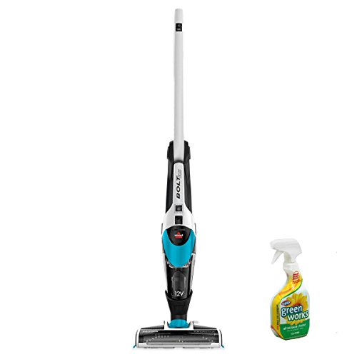 NEW Bissell Best Pet Hair Power Nozzle Lightweight Cordless Compact Hand Stick Vacuum Cleaner, Convertible to Handheld Vac