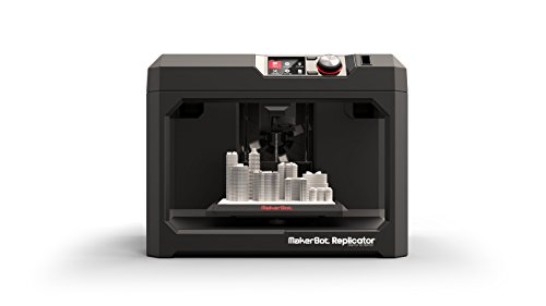 MakerBot Replicator Desktop 3D Printer, 5th Generation, Firmware Version 1.7+ MakerBot Printers