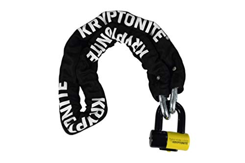 Kryptonite New York Legend 1515 15mm Chain & New York Lock 15mm Bicycle Motorcycle Disc Lock